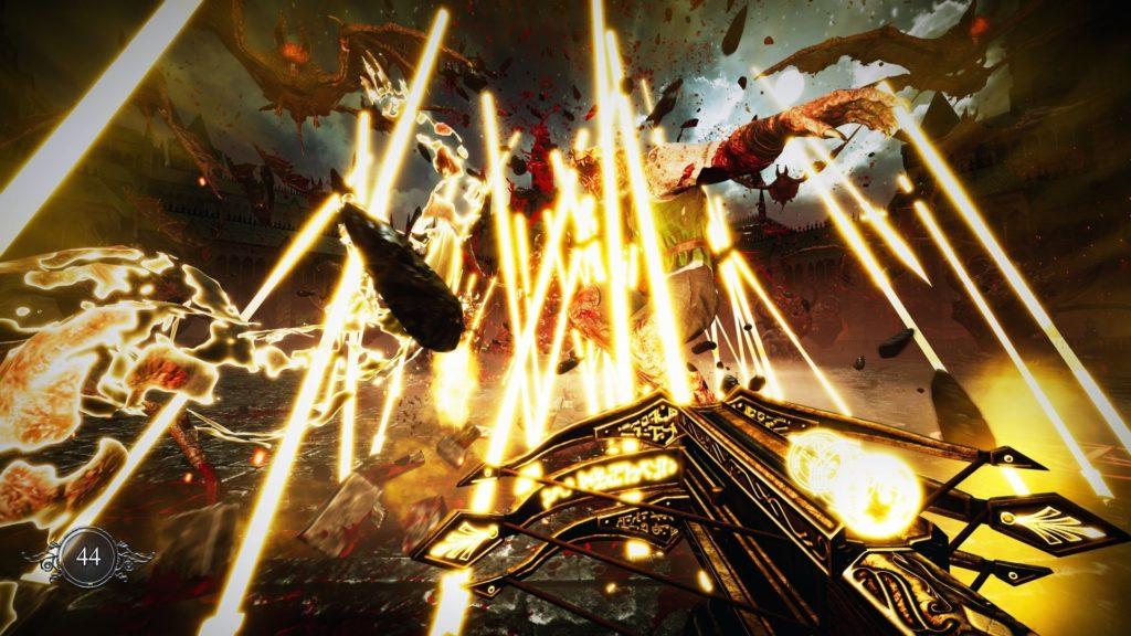 Арена-шутер Crossbow: Bloodnight готовится к релизу на гибридной платформе 2
