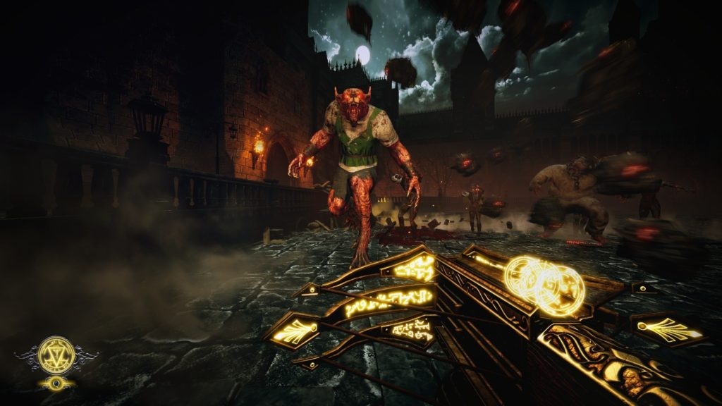Арена-шутер Crossbow: Bloodnight готовится к релизу на гибридной платформе 3