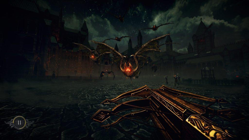 Арена-шутер Crossbow: Bloodnight готовится к релизу на гибридной платформе 4