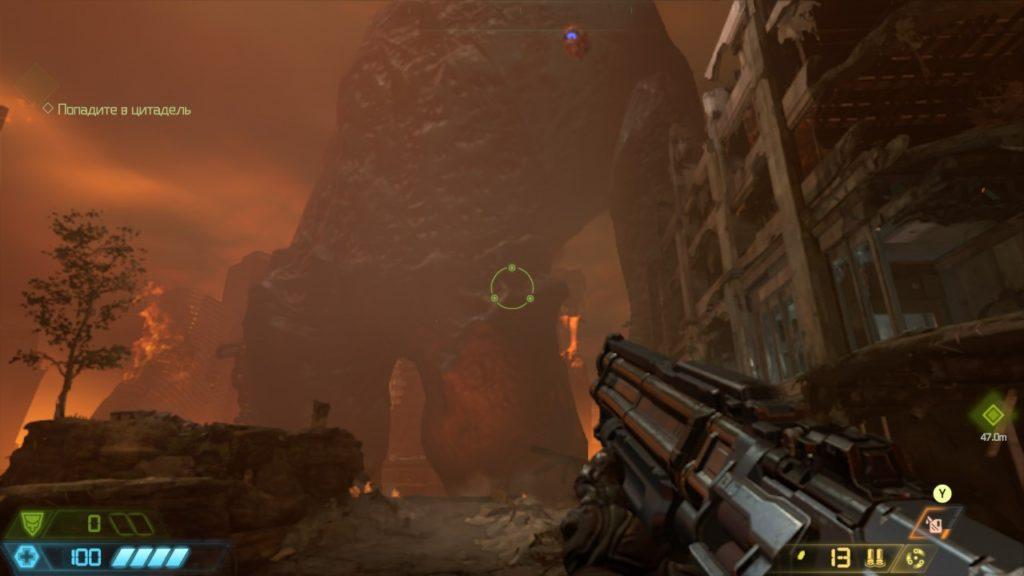 Обзор: Doom Eternal - Царской игре, царский порт 3