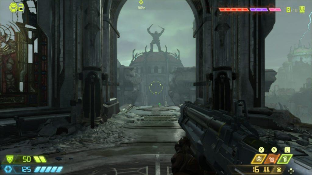 Обзор: Doom Eternal - Царской игре, царский порт 18
