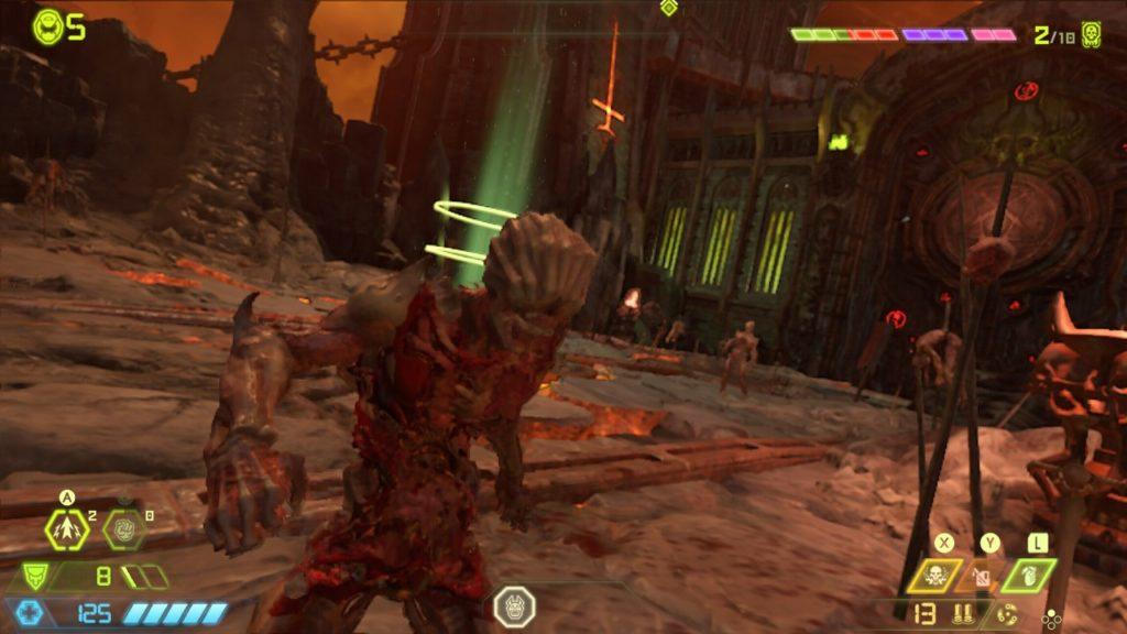 Обзор: Doom Eternal - Царской игре, царский порт 14