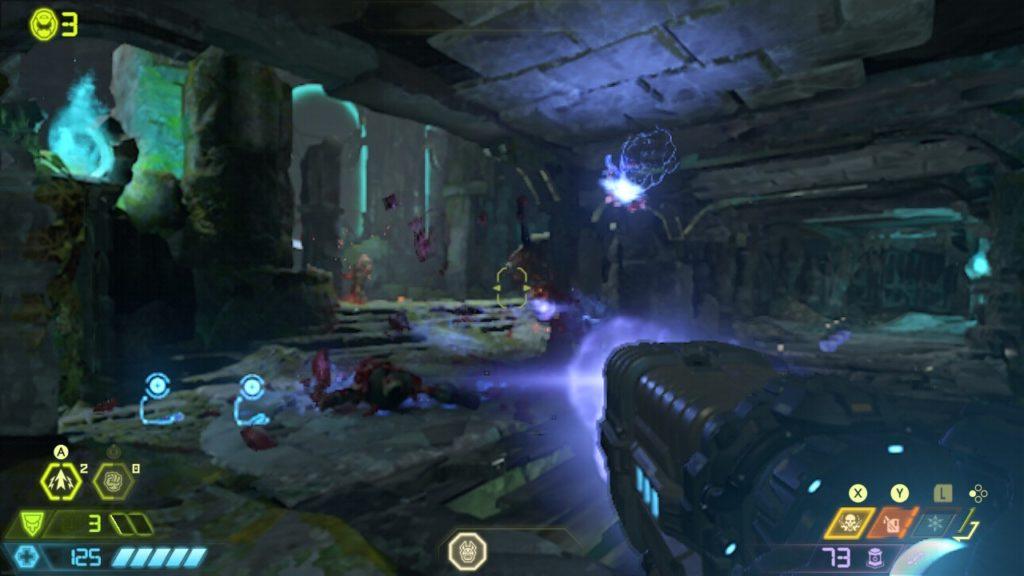 Обзор: Doom Eternal - Царской игре, царский порт 30