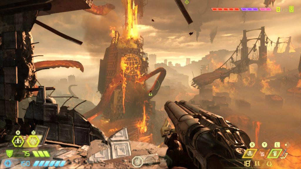 Обзор: Doom Eternal - Царской игре, царский порт 40