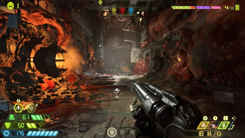 Обзор: Doom Eternal - Царской игре, царский порт 28