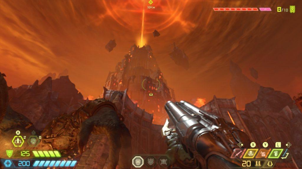 Обзор: Doom Eternal - Царской игре, царский порт 36