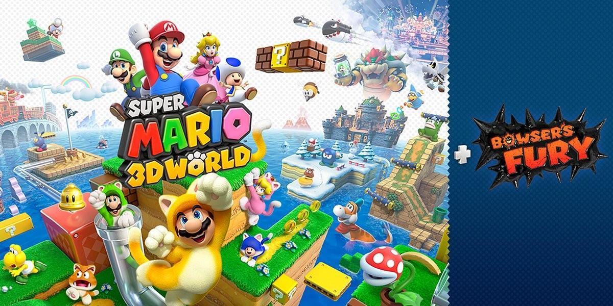 Технический анализ Super Mario 3D World + Bowser's Fury от DF 2