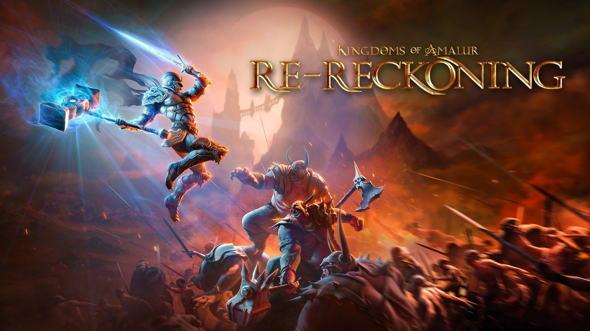 Kingdoms of Amalur: Re-Reckoning - эпическая RPG дебютирует на Nintendo Switch 5
