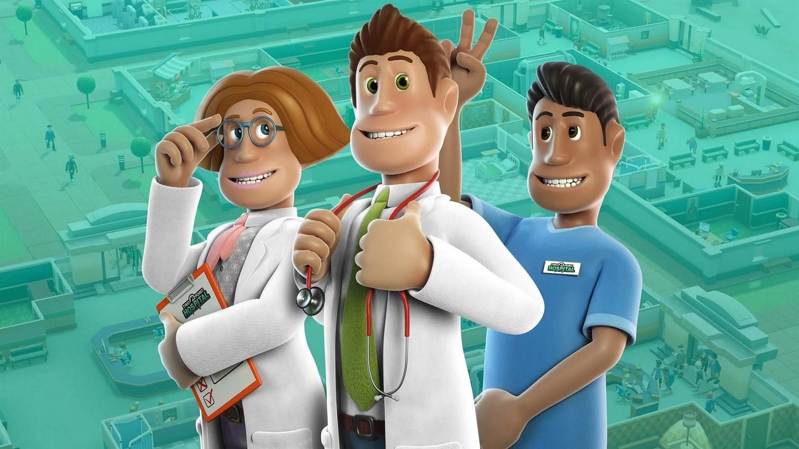 Two Point Hospital для консолей получит издание JUMBO Edition 2