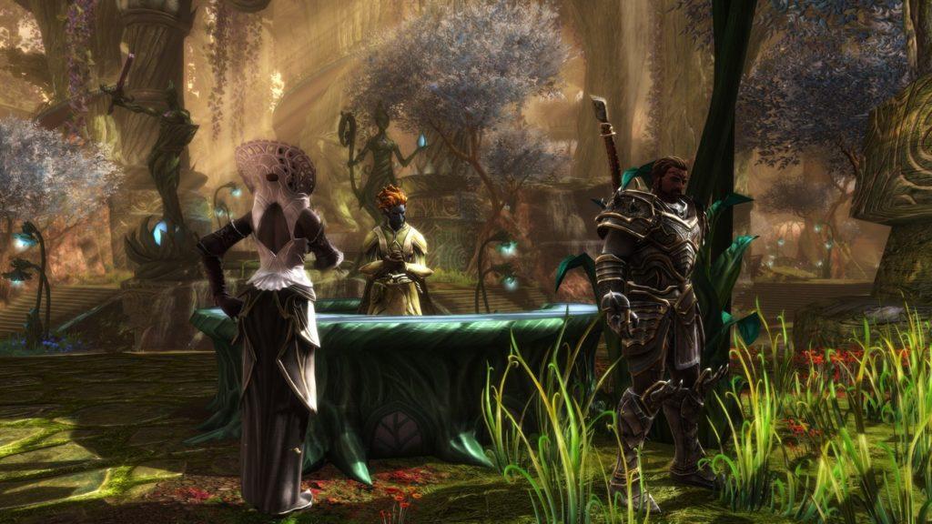 Kingdoms of Amalur: Re-Reckoning - эпическая RPG дебютирует на Nintendo Switch 1