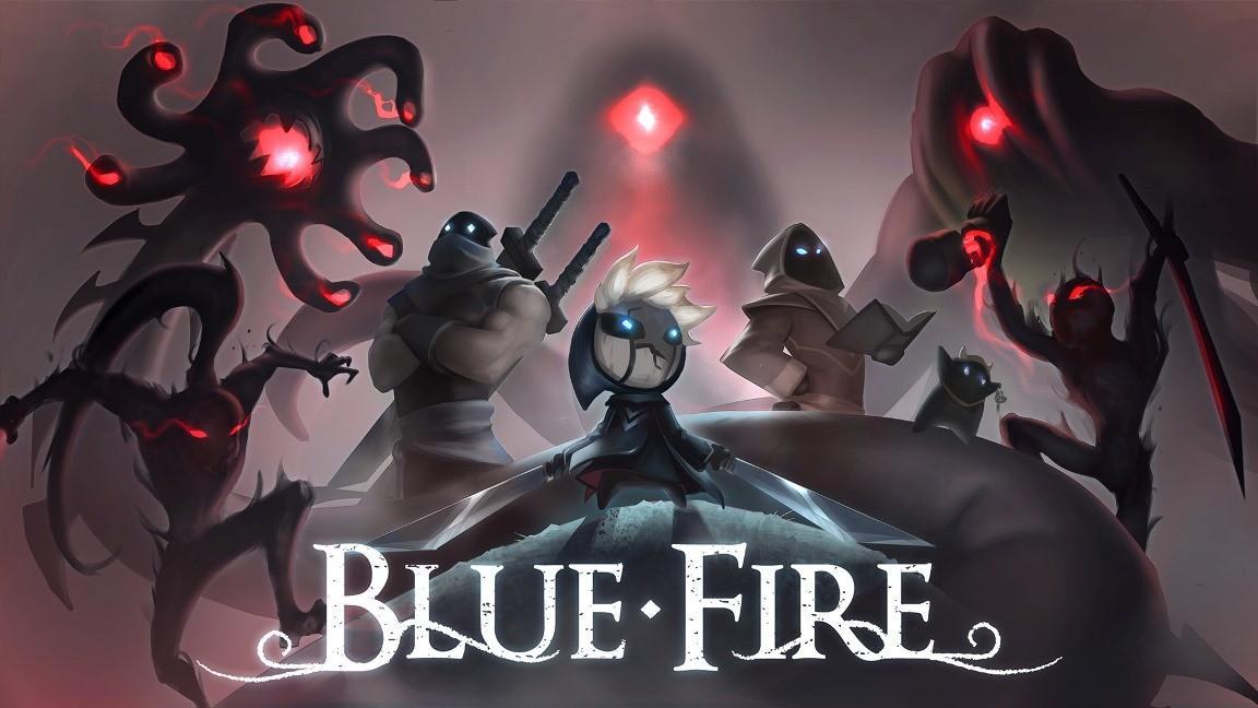 Стала известна дата релиза экшен-платформера Blue Fire на Nintendo Switch 6