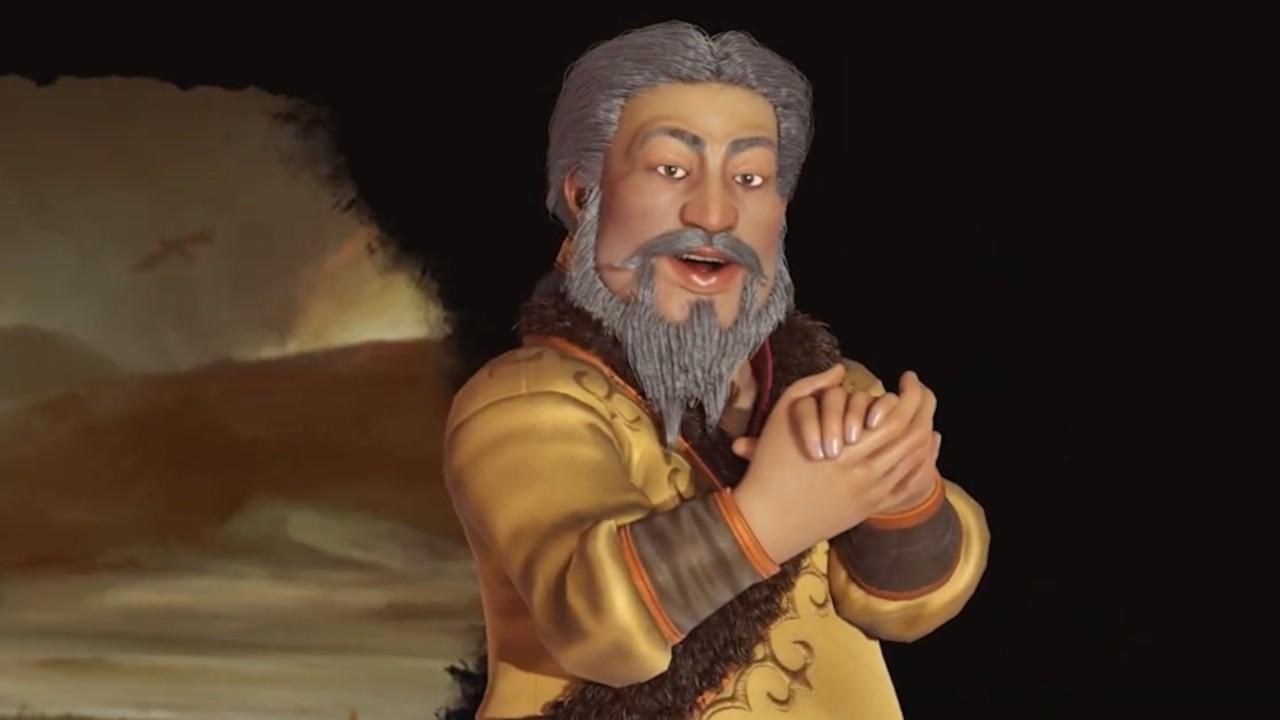 Civilization VI – New Frontier Pass: хан Хубилай правит Китаем и Монголией 2