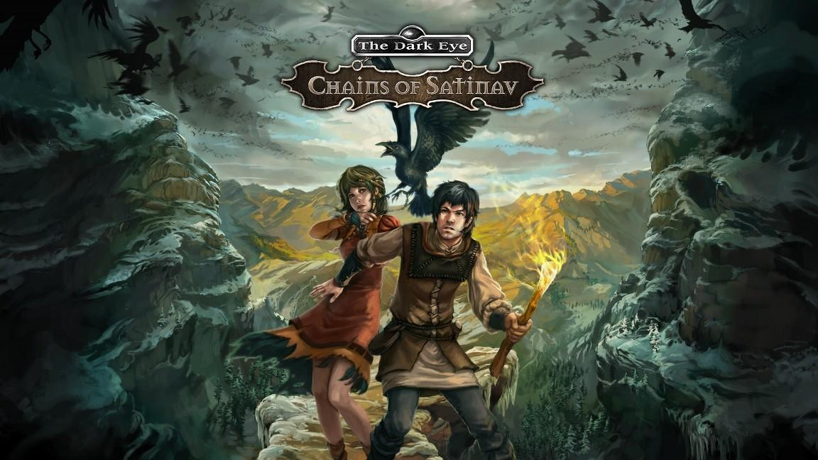 Классические приключения Chains of Satinav и Memoria из серии The Dark Eye выйдут на консолях 27 января 2