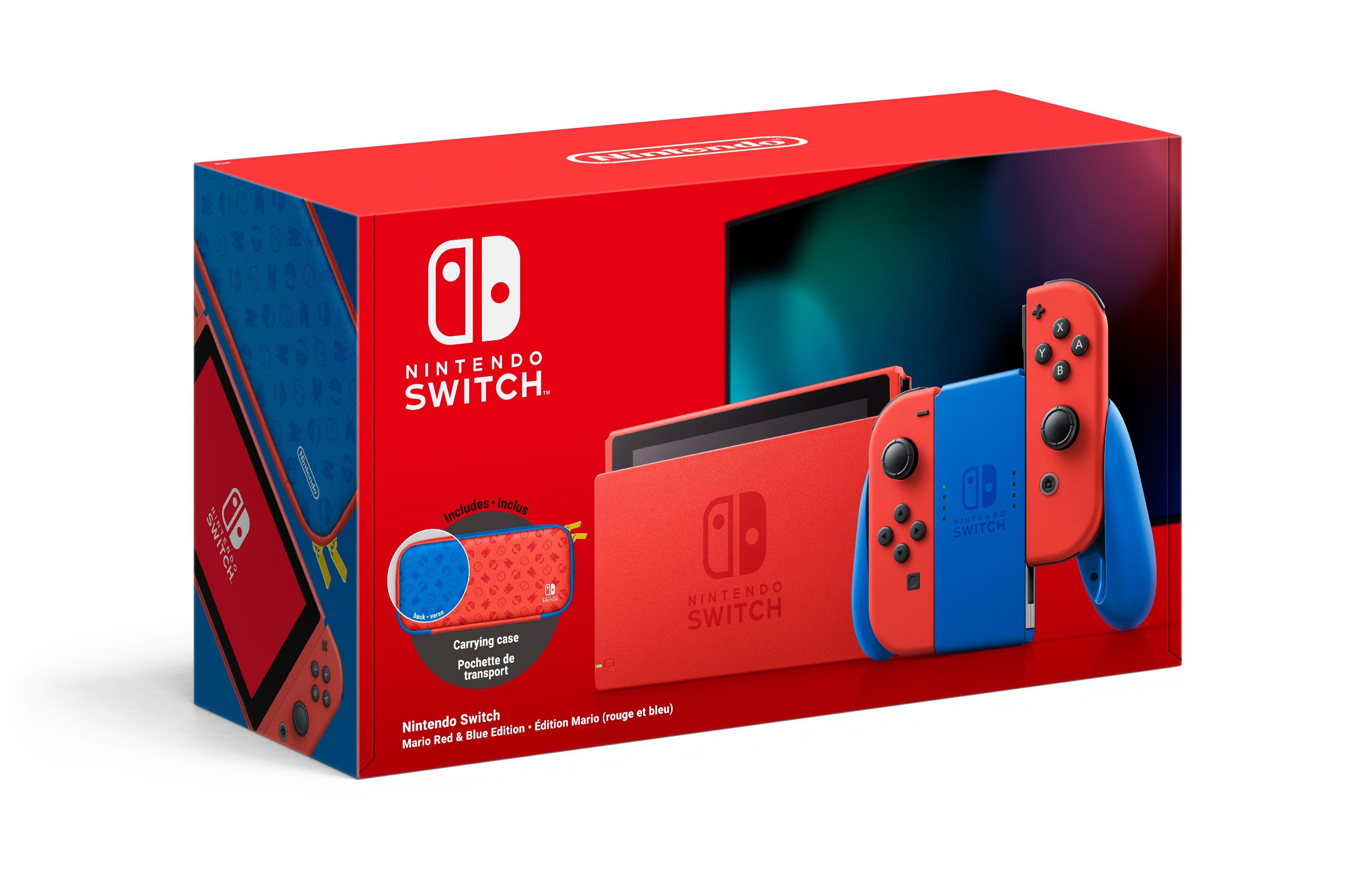 Nintendo анонсировала Nintendo Switch - издание Марио 3