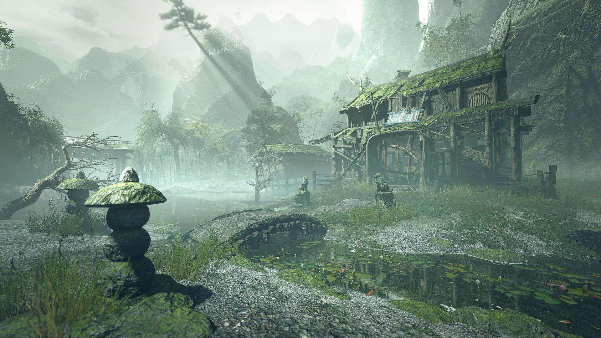 Технический анализ Monster Hunter Rise от VG Tech 2