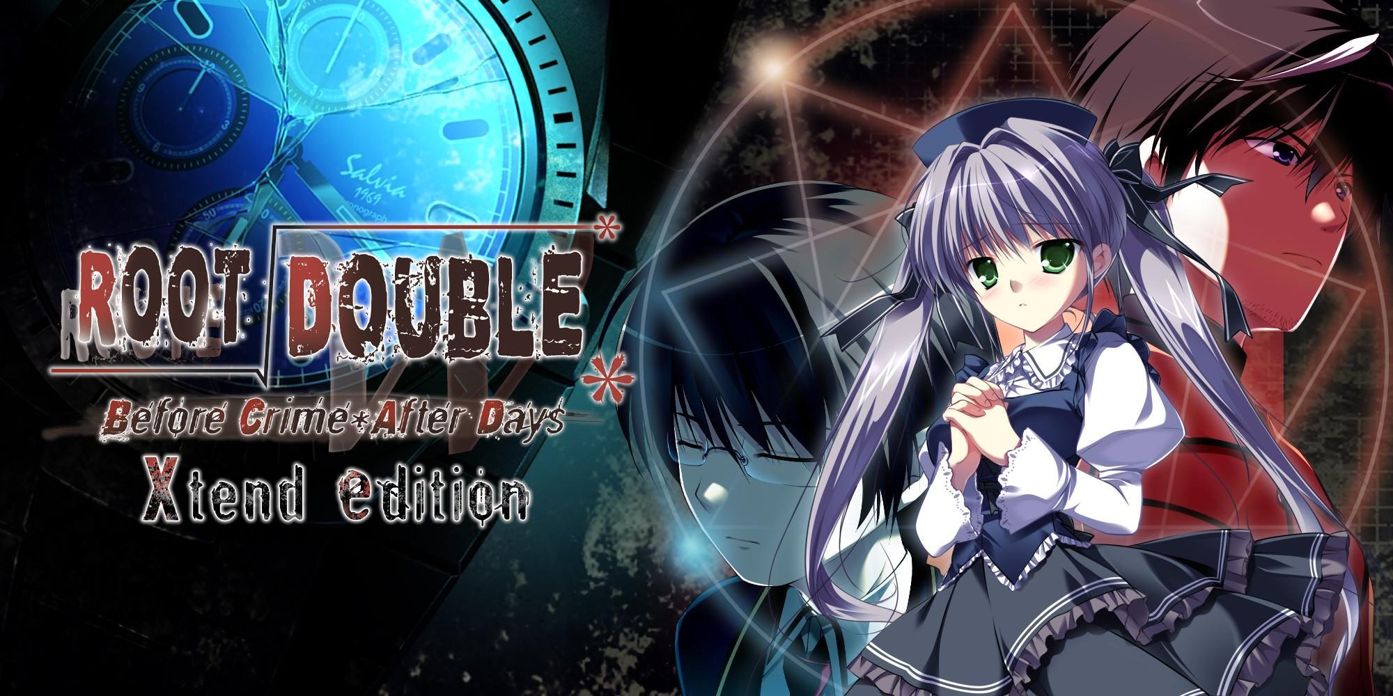 Root Double -Before Crime * After Days - Xtend Edition - визуальная новелла от ININ Games выйдет на физических носителях 3