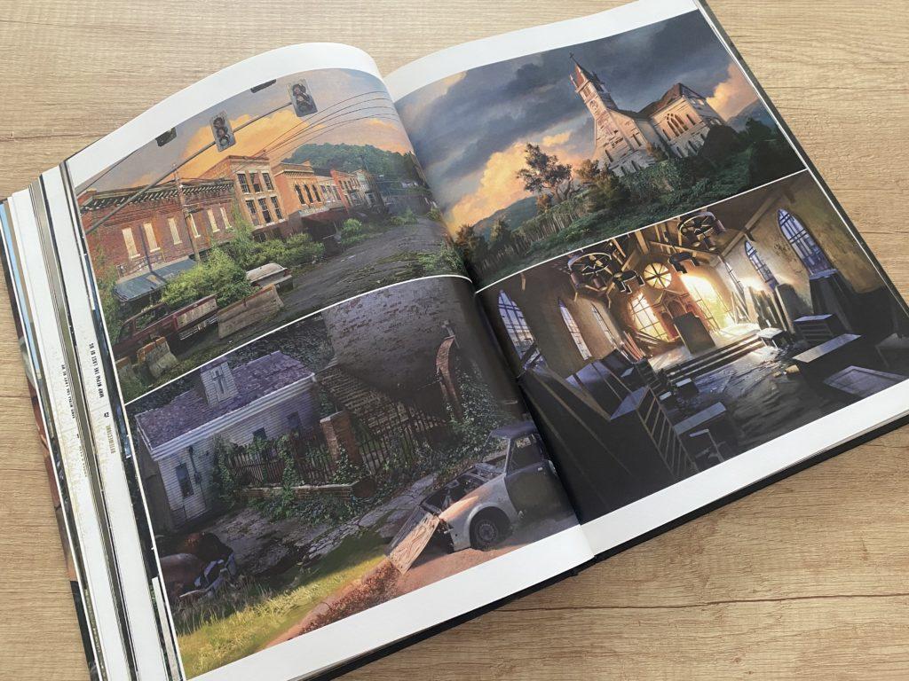 Обзор двух артбуков The Last of Us - история выживания, потери и поиска истинного смысла жизни 37