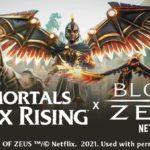 "Ubisoft анонсировала кроссовер Immortals Fenyx Rising с анимационным сериалом от Netflix ""Blood of Zeus"" 2"