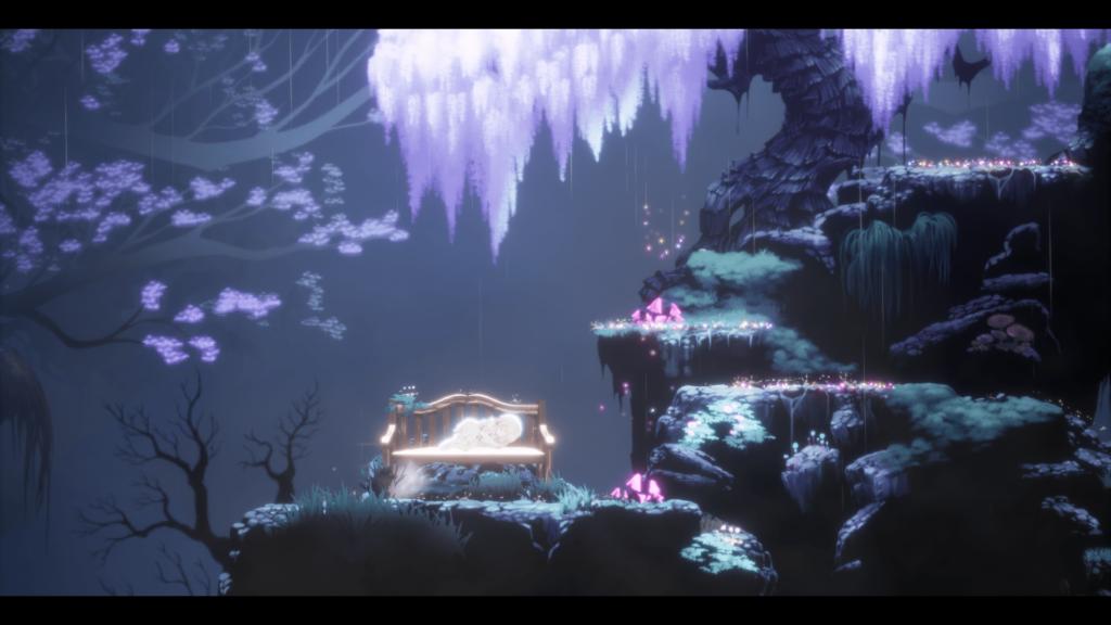 Анонс и свежий геймплей метроидвании Ender Lilies: Quietus of the Knights 3