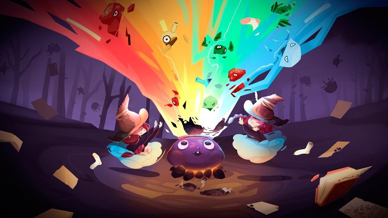 Кооперативная головоломка Magic Twins увидит свет в марте, новый трейлер 2