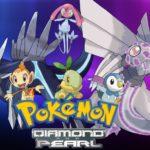 Слух: В феврале состоится анонс римейка Pokemon Diamond и Pokemon Pearl 1