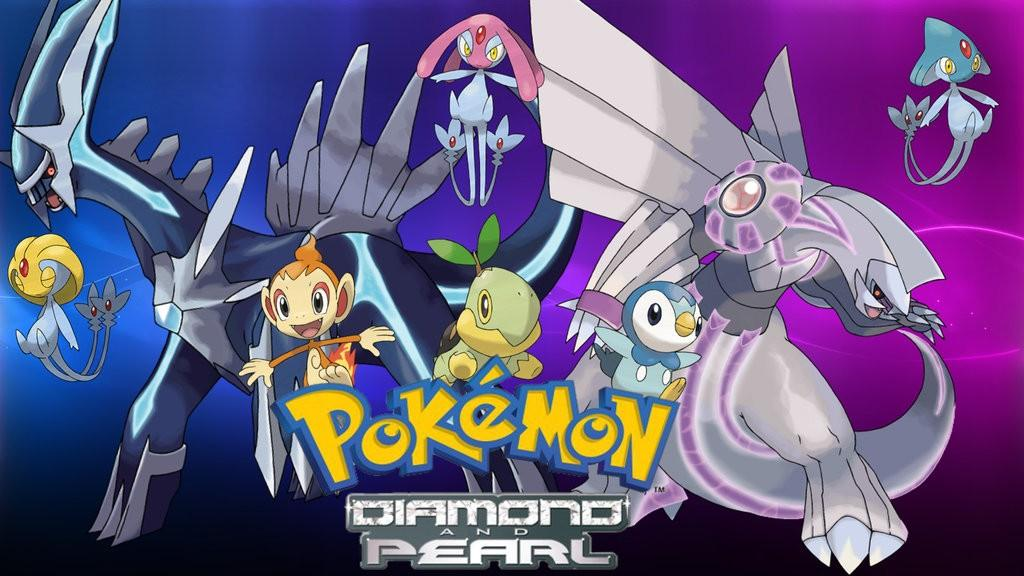 Слух: В феврале состоится анонс римейка Pokemon Diamond и Pokemon Pearl 2