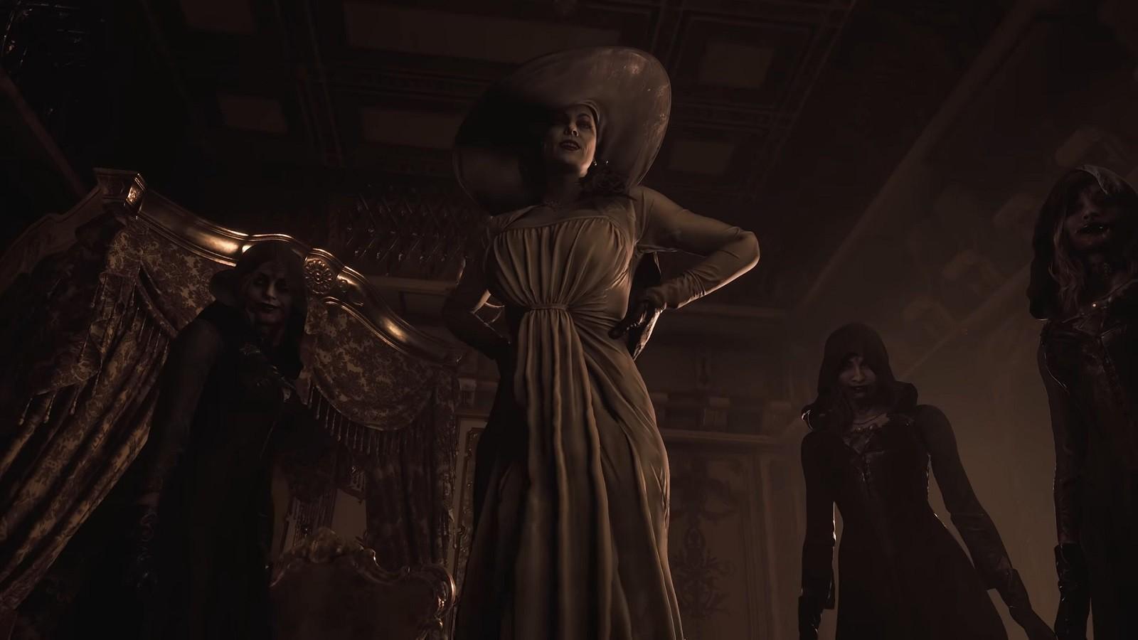 Новый трейлер и геймплей Resident Evil Village покажут 22 января 2