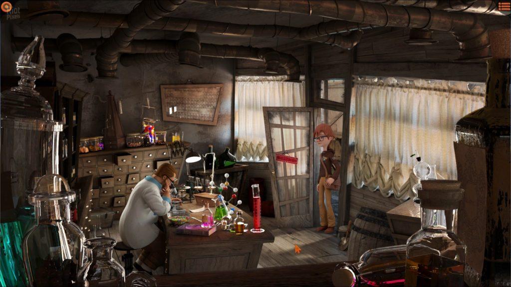 Классическое приключение Willy Morgan and the Curse of Bone Town выйдет на Nintendo Switch 3