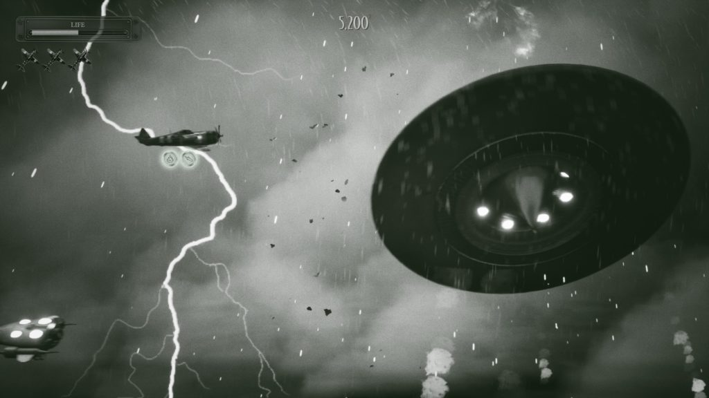 Squadron 51 - shoot-'em-up вдохновленный фантастикой 50-х, выйдет в 2021 году на PC и консолях 3