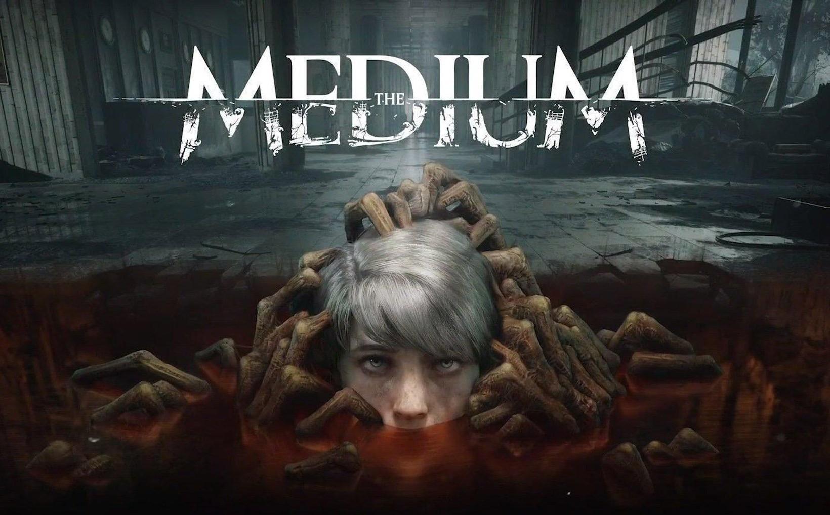 Трейлер к релизу The Medium под музыку Акиры Ямаоки и вокал Мэри Элизабет Макглинн 2