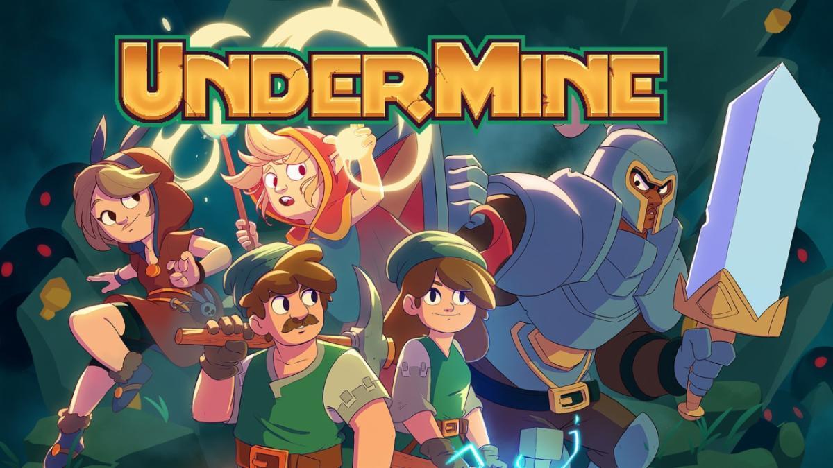 Стала известна дата релиза рогалика UnderMine на Nintendo Switch 6