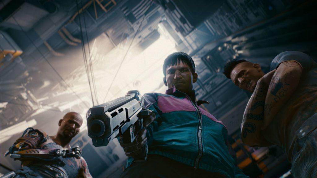 Обзор артбука Cyberpunk 2077 - Найт-Сити и его окрестности 1