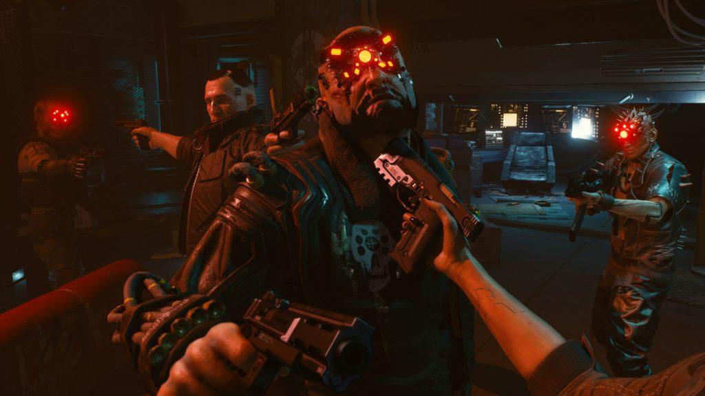 Обзор артбука Cyberpunk 2077 - Найт-Сити и его окрестности 4