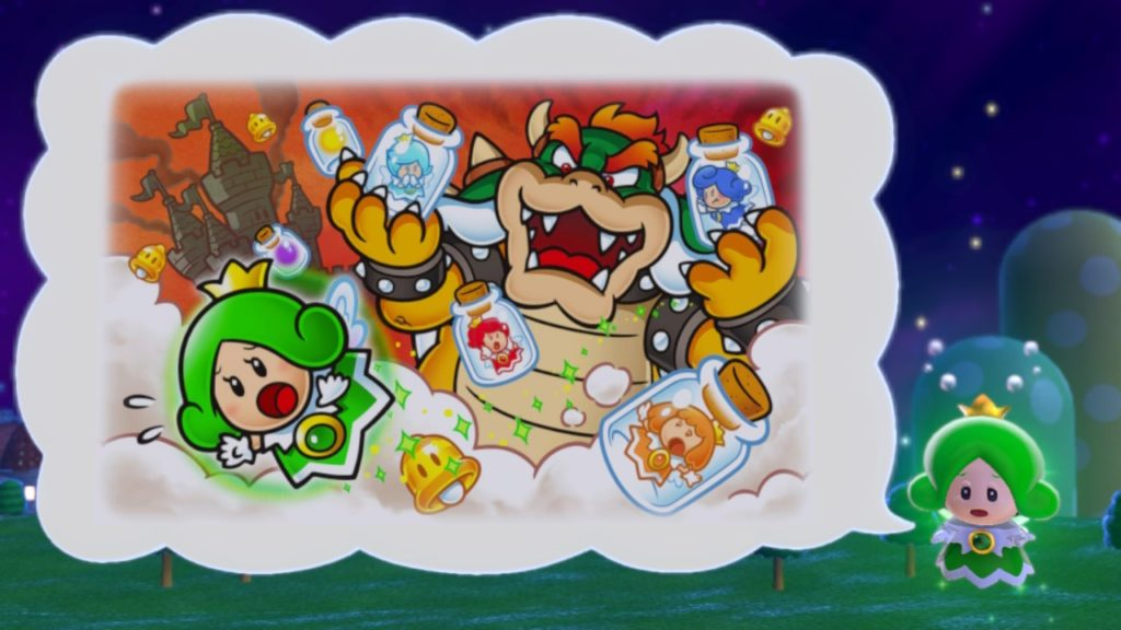 Super Mario 3D World + Bowser's Fury - Усы, лапы и хвост 2