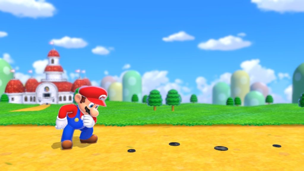 Super Mario 3D World + Bowser's Fury - Усы, лапы и хвост 21