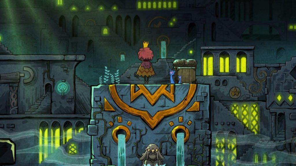 Обзор: Crown Trick - Принцесса в процедурном царстве 4