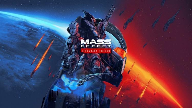 Mass Effect издание Legendary – космическая сага возвращается 14 мая 2