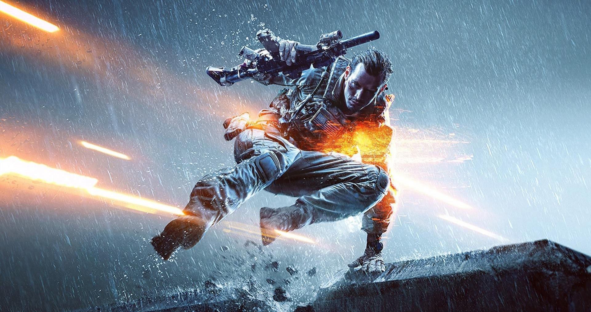 Новые слухи о следующей Battlefield 2