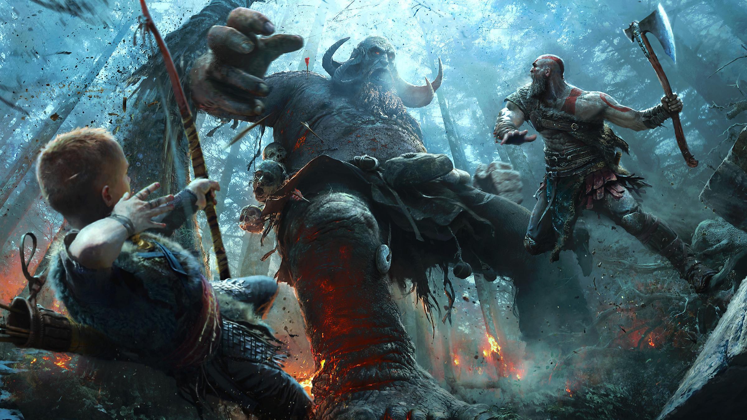 God of War на PS5 получит ещё одно обновление с режимом 4К и 60FPS 2