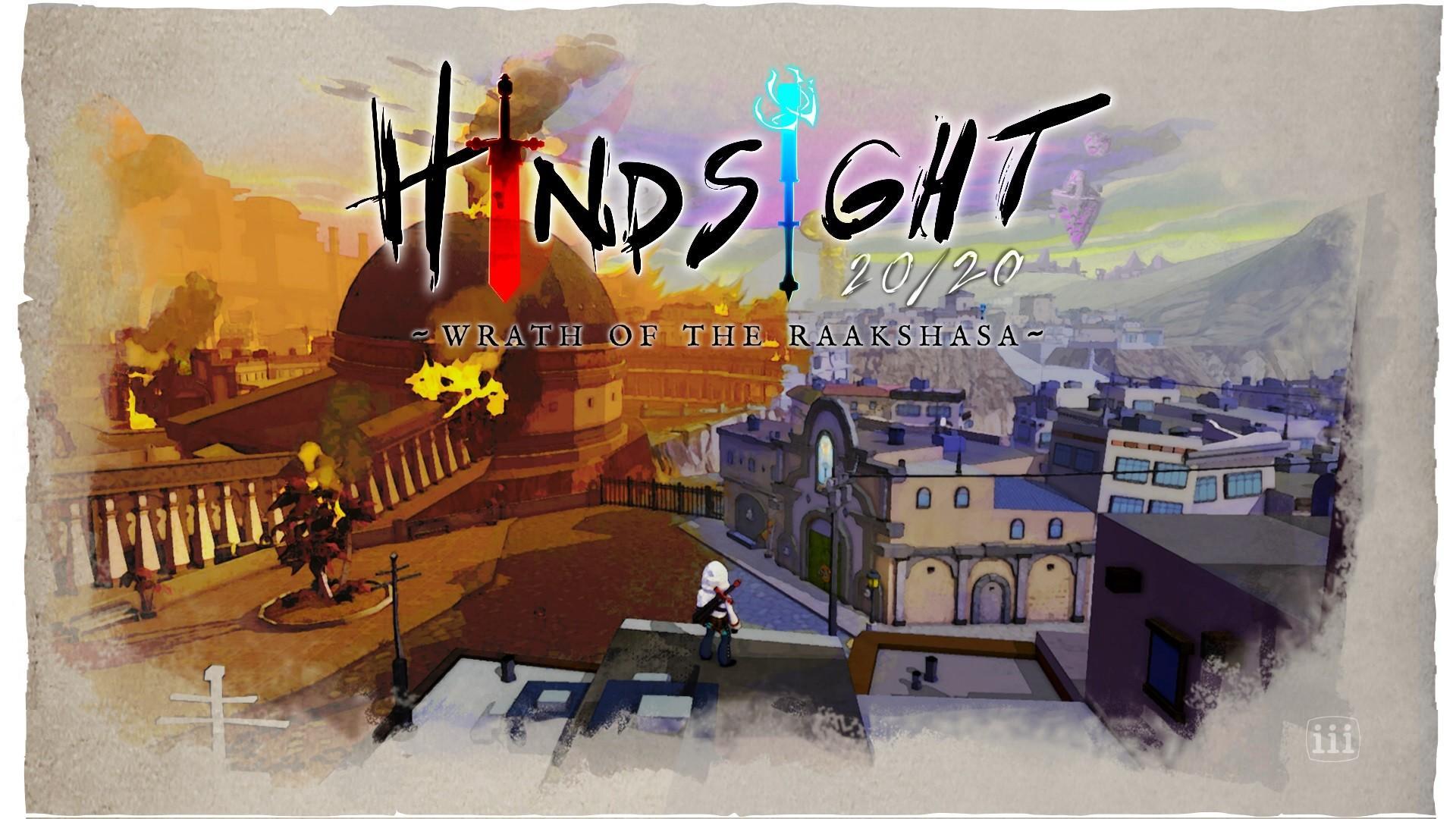 Экшен-приключение Hindsight 20/20: Wrath of the Raakshasa обзавелось новым релизным окном и трейлером 7
