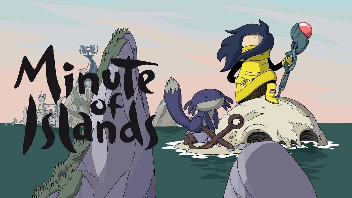 Minute of Islands выйдет на Switch в марте 2