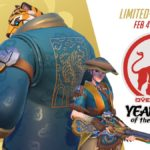 """В Overwatch стартовало событие """"Китайский Новый год"""" 2021 1"""