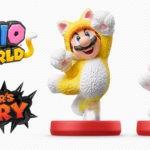 Что открывают amiibo в игре Super Mario 3D World + Bowser's Fury 2