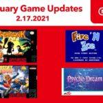 Nintendo Switch Online - в феврале 2021-го подписчики получат три игры для SNES и одну для NES 1