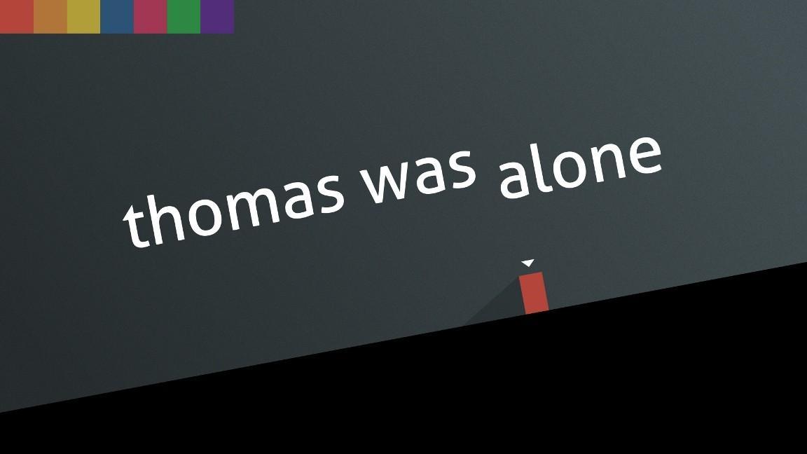 Thomas Was Alone выйдет на Switch в феврале, демоверсия уже доступна в eShop 6