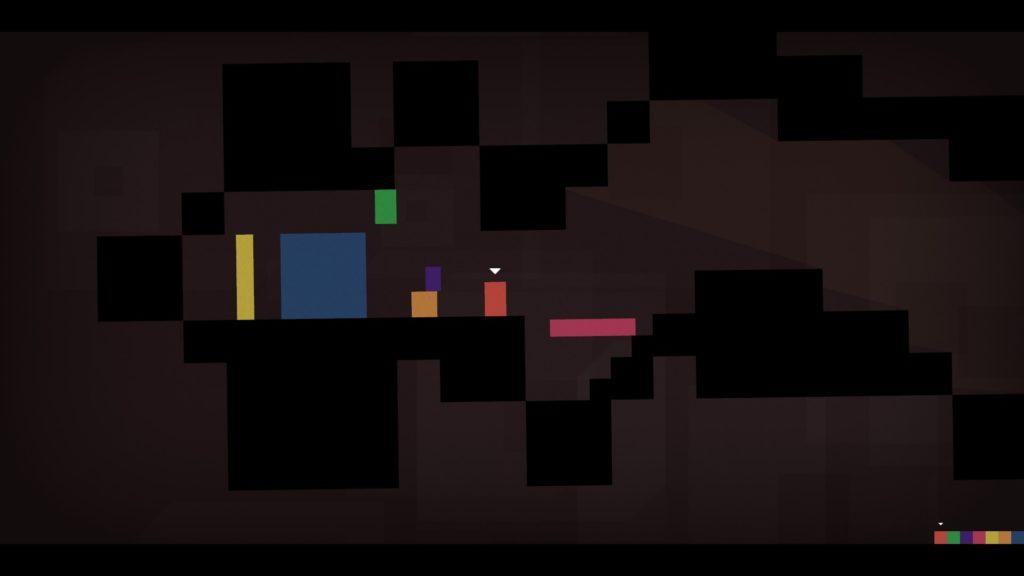 Thomas Was Alone выйдет на Switch в феврале, демоверсия уже доступна в eShop 2