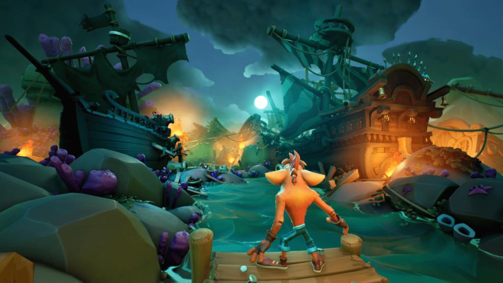 Crash Bandicoot 4: Это Вопрос Времени выходит на PlayStation 5, Xbox Series X|S и Nintendo Switch 3