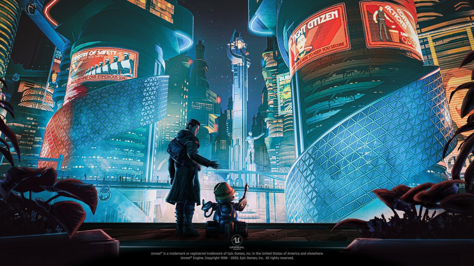 Квест Beyond a Steel Sky выйдет на Switch, PlayStation и Xbox 2
