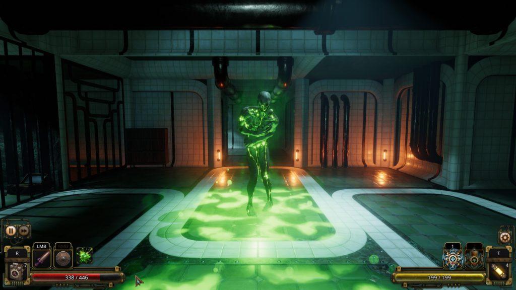 Глубины океана и таинственные исследования - стала известна дата релиза Vaporum: Lockdown для Nintendo Switch 3