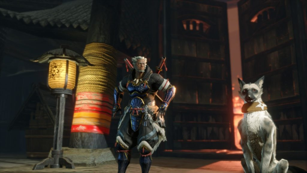 Обзор: Monster Hunter Rise - Когда меч больше экрана 13